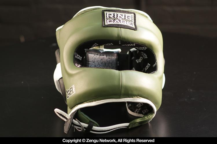 Ring To Cage Deluxe Full Face Headgear